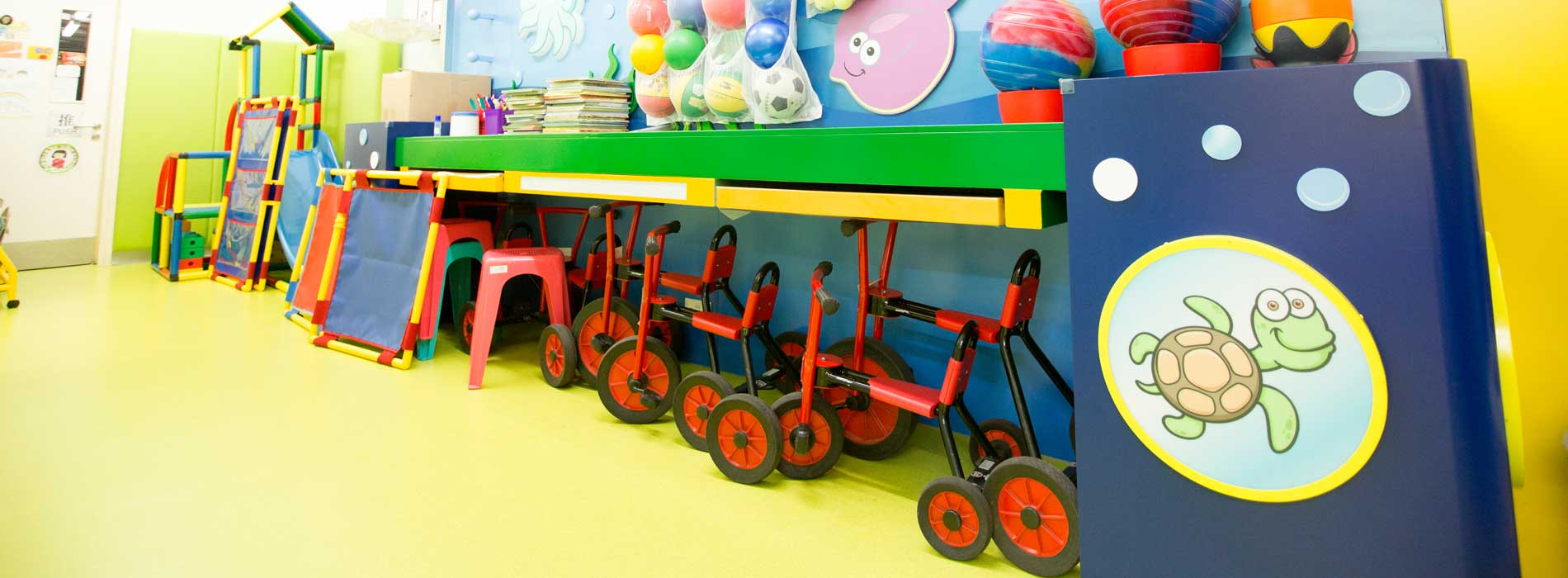 Chinese Y.M.C.A. Sheung Shui Kindergarten Download Banner