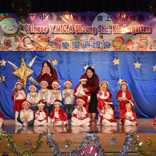 2017-18聖誕感恩祟拜暨聖誕慶祝會